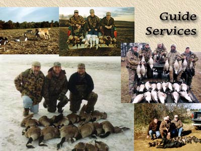 Goose and Duck Hunting with Mike Harris Outdoors